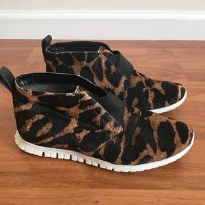 Cole Haan ZeroGrand Leopard Chukka